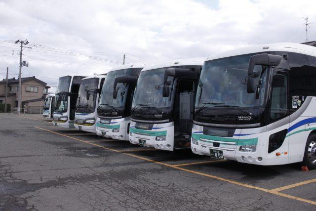 未経験者最大月収35万円以上貸切観光バスドライバー